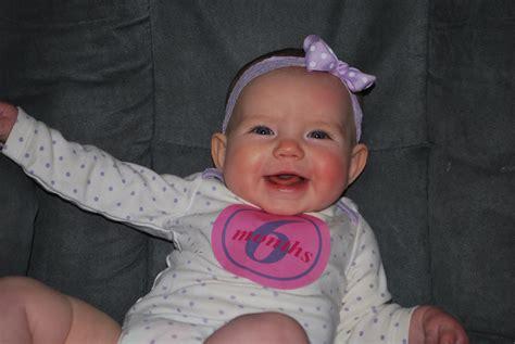 Baby Girl 6th Month Nicole Hank