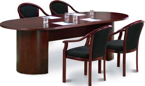 meeting table and chairs marceladick