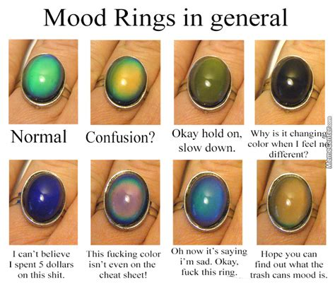 Mood Ring Meme - i bought a mood ring at mackinaw island it was shit by ilovgmod meme center