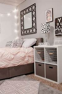 blue girls room decorating ideas teenage bedroom teen With diy decorations for teenage bedrooms