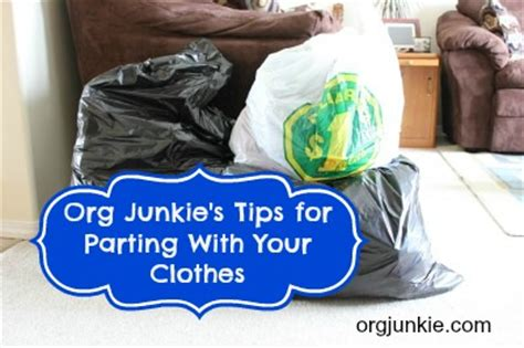 rules    declutter  clothes