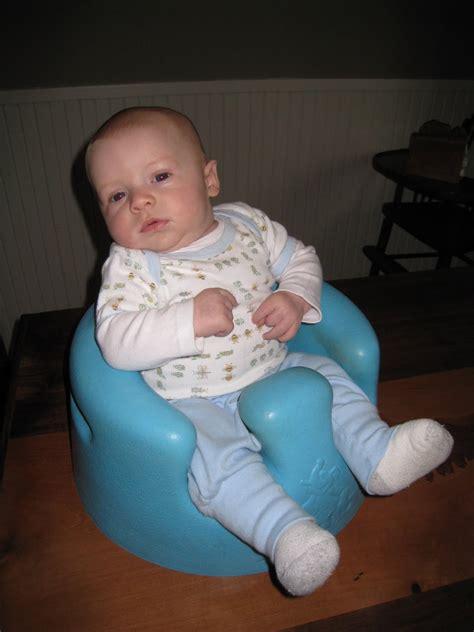 Daniel & Heather & The Kids The Bumbo Chair