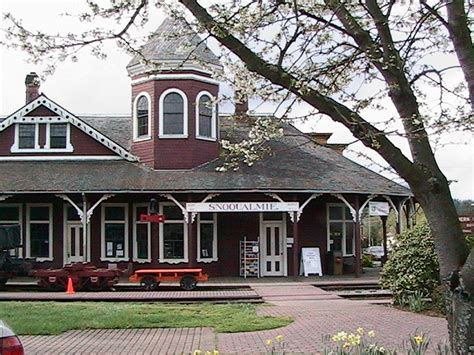 Snoqualmie, Washington - Wikipedia