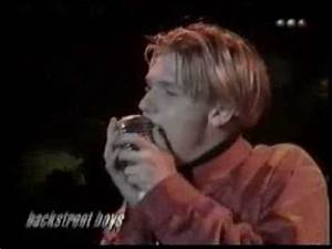 Nick Carter Heaven In Your Eyes Live 1998 Argetina - YouTube