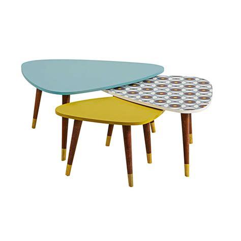 lucett tables gigognes maisons du monde decofinder
