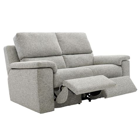 G Plan Settees by 2 Seater Electric Recliner Sofa G Plan