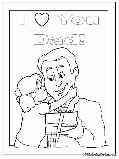 Coloring Pages Mom Papa