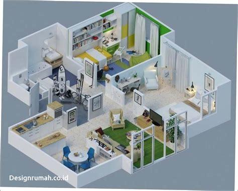 koleksi desain rumah  kamar  terbaru  terkeren