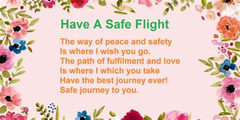 safe flight  journey quotes  wallpapers  site