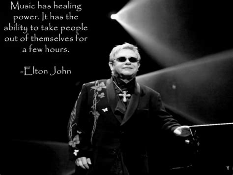 Quotes About Music Healing Powers