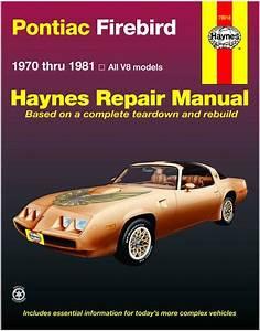 Haynes Pontiac Firebird V8  1970
