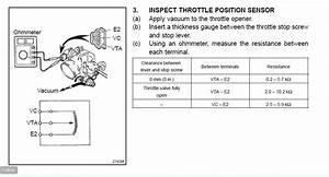 1997  Taco  2rzfe  2 4l Idle Air Control Valve