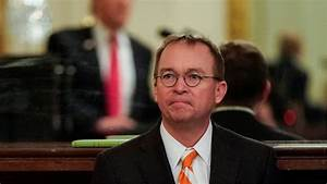 Mick Mulvaney: Trump Is 'Not a White Supremacist'