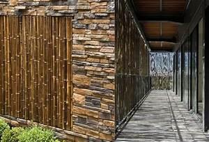 Bambus Für Balkon : bambus sichtschutz originelle ideen f r innen und au enraum ~ Eleganceandgraceweddings.com Haus und Dekorationen