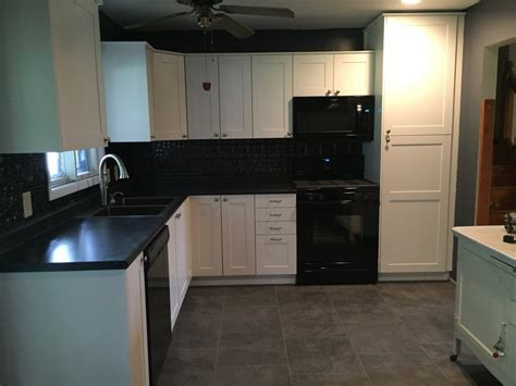 kitchen remodel klearvue cabinets hicksville ohio