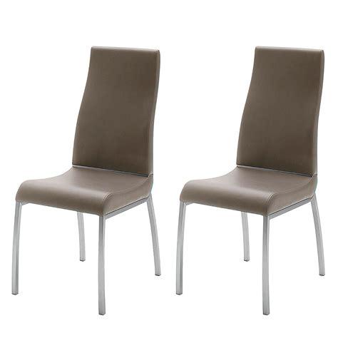 chaise capitonnee chaise capitonnee nito lot de 2 prix et offres roomscape