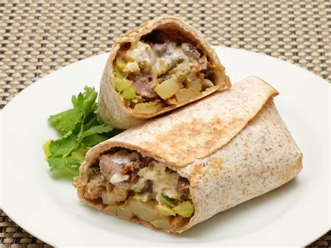 cuisine steak how to a california burrito 9 steps with pictures