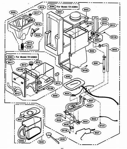Coffee Maker Drawing Diagram Parts Wiring Getdrawings
