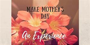 Unique Mothers Day Gift | Experience Gifts News From ...