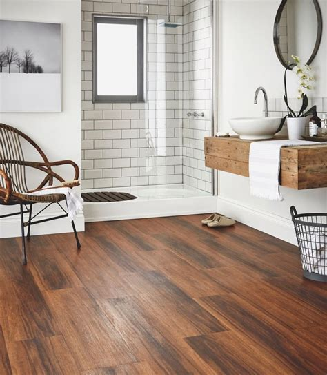 bathroom flooring ideas  advice karndean