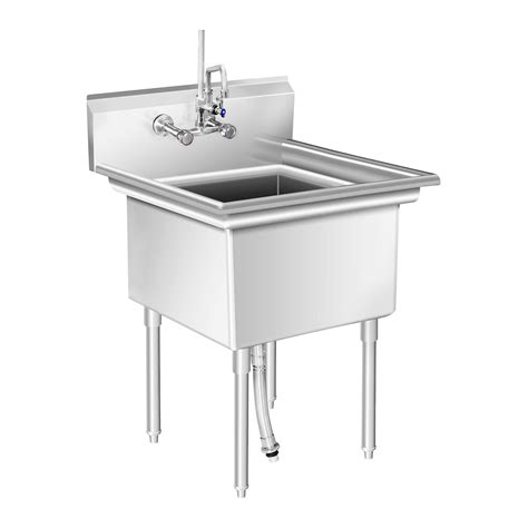 Commercial Kitchen Sink Large Basin Catering Sink