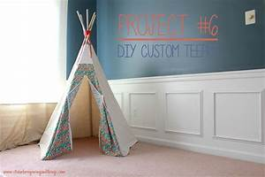 Zelt Kinderzimmer Nähen : strawberry swing and other things sew fun diy teepee tutorial this is the style i want to do ~ Markanthonyermac.com Haus und Dekorationen