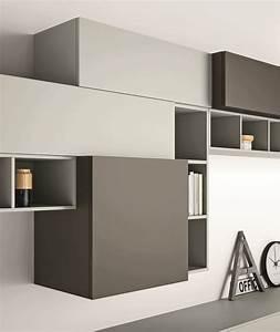 Dall Agnese Deutschland : sectional lacquered storage wall slim 89 slim collection by dall agnese design imago design ~ Frokenaadalensverden.com Haus und Dekorationen