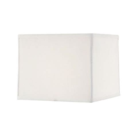 white square l shade medium rectangular l shade dcl sh7354 destination