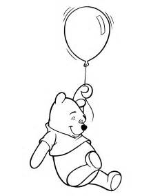 Cute Panda Pumpkin Stencil by Winnie The Pooh Coloring Pages