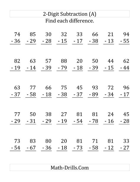 17 Best Images Of Subtraction Without Regrouping Coloring Worksheet  4 Digit Addition With