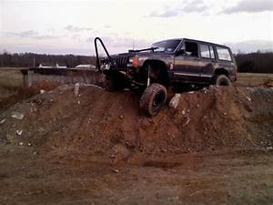 1987 Jeep Cherokee Lifted Look