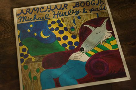 Michael Hurley Armchair Boogie by West Alnico Drive