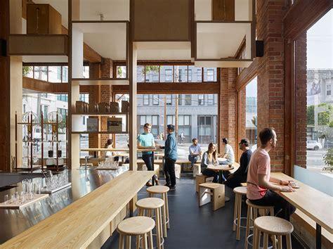 bohlin cywinski jackson  designed   coffee shop