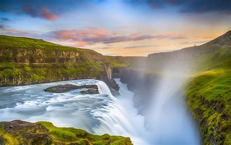 gullfoss waterfall picture  tripguide iceland