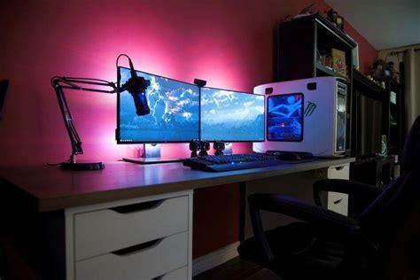 1 current deals for 2020. Impressive Video Game Room Decoration ☼ Via Homebestidea #Ps4 Gaming Setup #Dream Rooms #Gaming ...