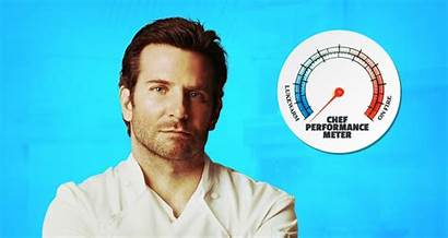 Chef Bradley Burnt Cooper Professional Feast Pay