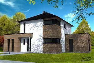 La Maison Du Blanc : maison avec extension extensions ivozramet de 2 ~ Zukunftsfamilie.com Idées de Décoration