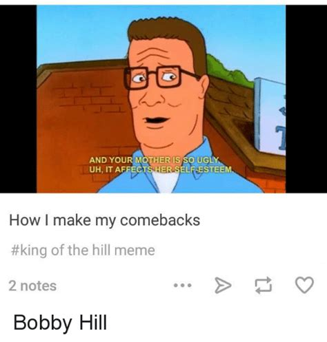 Bobby Hill Meme - funny king of the hill memes of 2017 on sizzle