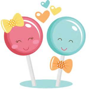 Cute Lollipop Clip Art