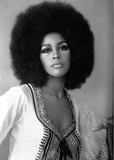 afro the popular hairstyle of american in