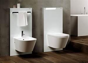 Monolith Geberit Maße : geberit monolith for wall hung toilets uk bathrooms ~ Frokenaadalensverden.com Haus und Dekorationen