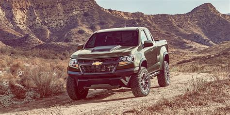 Chevrolet Mid Size Truck by 2018 Colorado Mid Size Truck Chevrolet