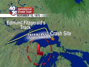 weather behind the edmund fitzgerald 40 29 tv weather blog