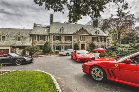 Ultimate Car Enthusiast's Estate For Sale In Pennsylvania