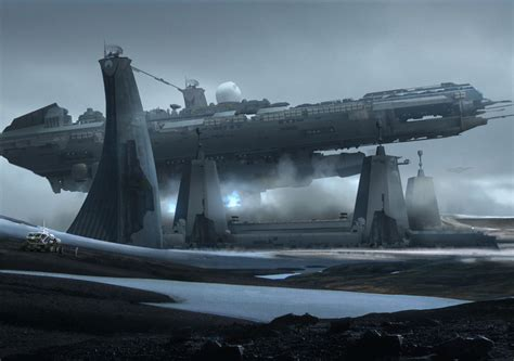 Dock | CGTrader