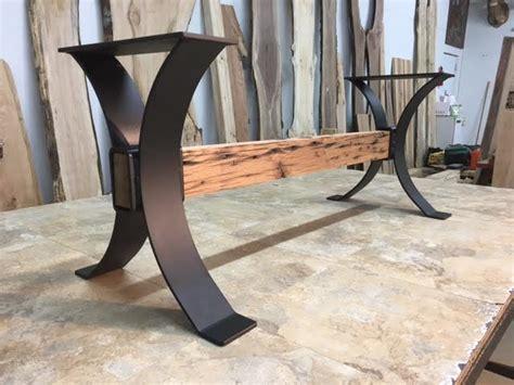 metal desk legs metal table legs for modern looking table
