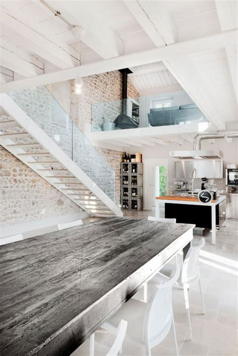 White Interior Homes Interior House Rustic Decor 4 Trendland