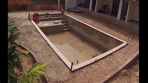 Construção De Piscina-build Your Own Swimming Pool-time