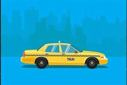 Yellow Creativemarket Taxi