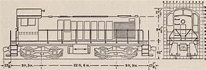 Alco-general Electric Diesel-electric Switcher